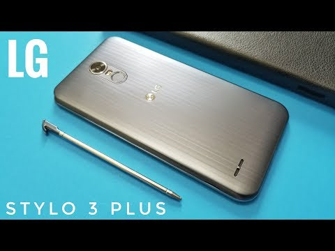 LG Stylo 3 Plus Reviews, Specs & Price Compare