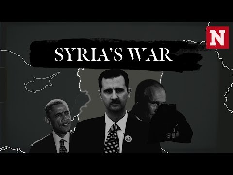 Syria's War: The