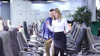 Офисная мебель в Туле от гипермаркета