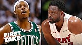 Dwyane Wade obviously had a better career than Paul Pierce - Stephen A.First Take
