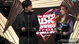 181212 MAMA 2018 LIVE @JAPAN (TWICE WON FAVORITE DANCE ARTIST FEMALE