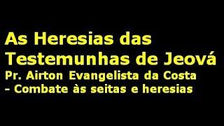 Testemunhas de Jeová - Morte por falta de doação de sangue.wmv