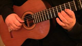 "Guitar ""The heart asks for pleasure first"" (Michael Nyman) Nathan Cragg"