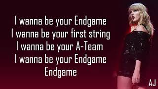 Full Lyrics  ft. End Game . Taylor swift and Ed Sheeran Song full official