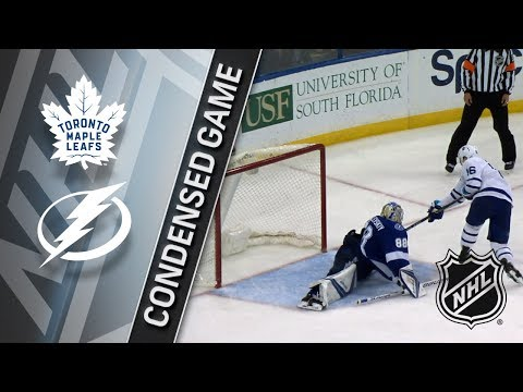 02/26/18 Condensed Game: Maple Leafs @ Lightning