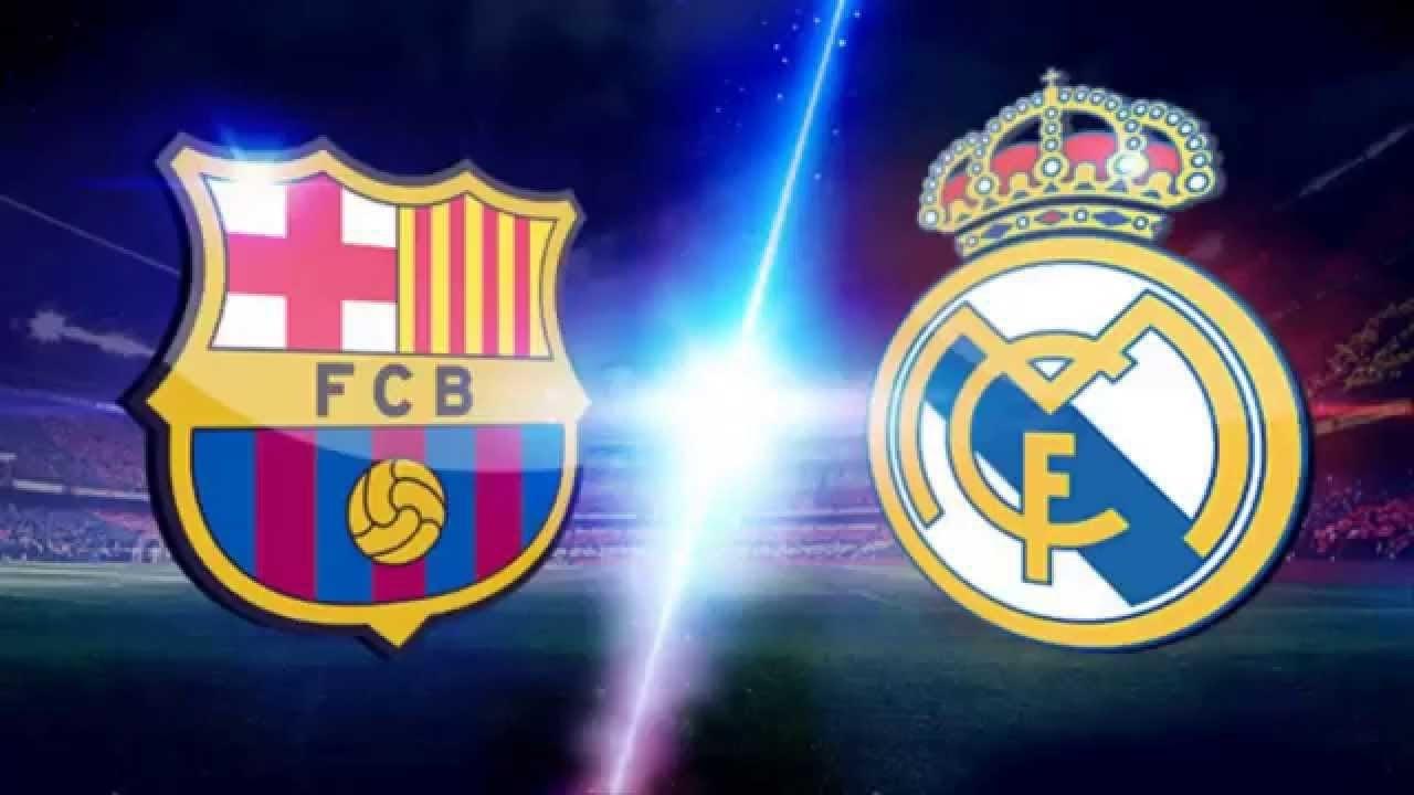 Hasil gambar untuk barcelona vs real madrid