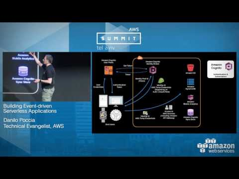 AWS Summit Tel Aviv 2016: Building Event-driven Serverless Applications