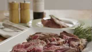 Lamb Recipe - How To Make Roast Leg Of Lamb With Rosemary
