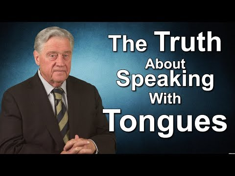 The Truth About Speaking With Tongues