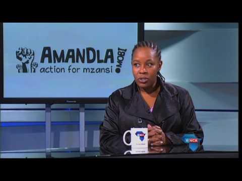 amandla.mobi Founder Koketso Moeti interviewed on Maggs on Media