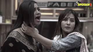 Arshi Khan SLAMS Hina Khan For Addressing Shilpa Shinde As A Call Girl | TV | SpotboyE