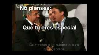 Abucheos Peña Nieto. Ley de Jante