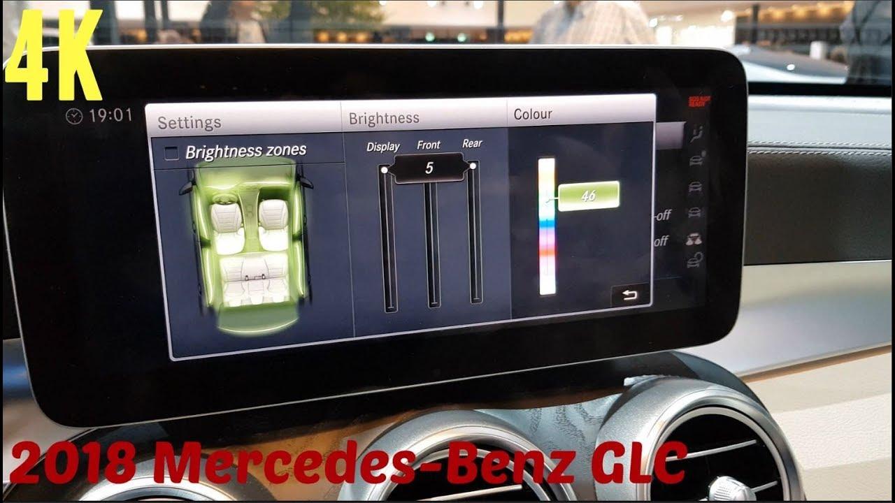 2019 Mercedes-Benz GLC/C-Class facelift ...