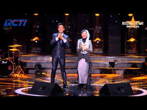Komentar Expert Untuk Indah Nevertari  - Rising Star Indonesia Best Of 5 Eps 23