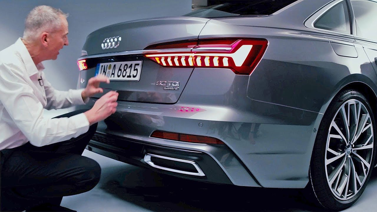 hight resolution of audi a6 2019 ready to fight e class and 5 series