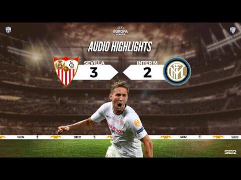 ¡¡¡EL SEVILLA, CAMPEÓN DE LA EUROPA LEAGUE!!! | Resumen del Sevilla 3 - 2 Inter de Milán