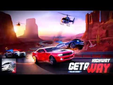 Highway Getaway: Police Chase 1