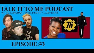 Talk It To Me Episode 23: John Wick 3 Trailer, Leslie Jones flips about Ghostbusters 3