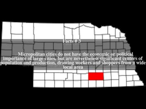 Micropolitan Statistical Area Top # 5 Facts