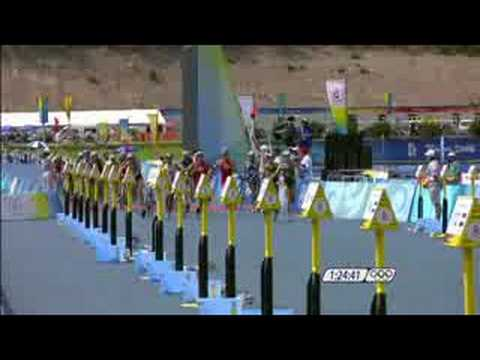 Women's Triathlon - Beijing 2008 Summer Olympic Games