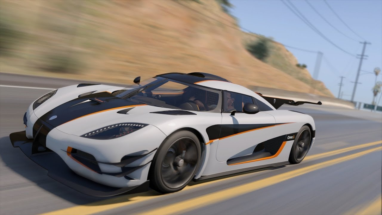 Need For Speed Koenigsegg Agera R Race Crash Youtube
