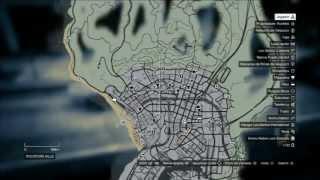 GTA V - Localização dos três Gauntlets da última missão