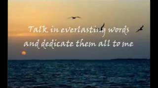 Bee Gees - Words (Lyrics)