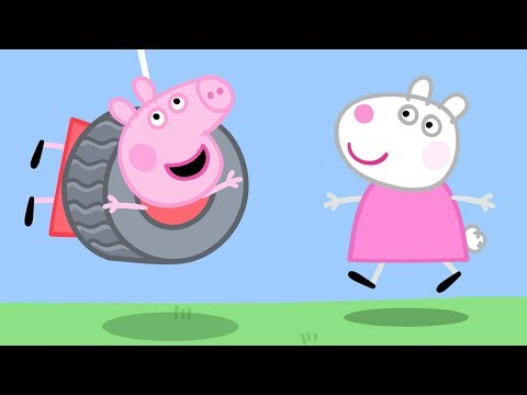 Peppa Pig Episodes - Peppa's Best Friends! - Cartoons for Ch