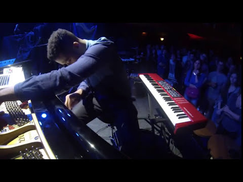 Kris Bowers Live (Blue Lounge, Vienna 2014)
