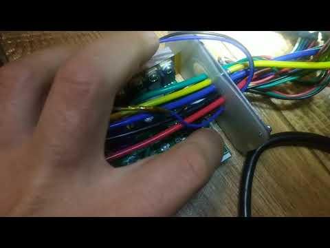Рекуперация мотор колеса. Рекуперация на электровелосипеде. Подключение рекуперации.