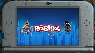 Roblox For The New 3DS - Bande-annonce - Fan Made