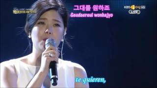 Lyn- My destiny( sub español+hangul+ romanizaciòn)My Love from the Star OST