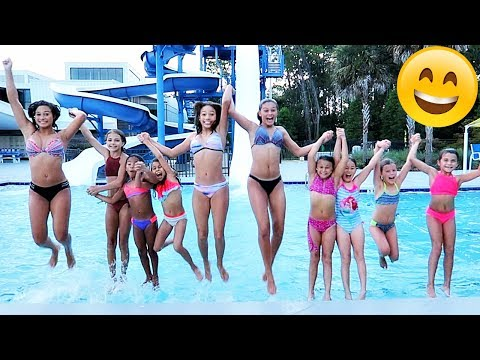 PRIVATE WATERPARK FOR AN EPIC BIRTHDAY PARTY!!
