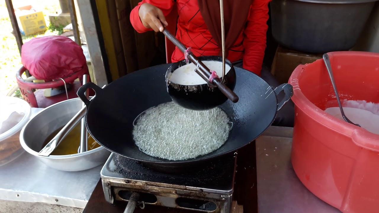 Tutorial Untuk Menggoreng Karas Kuih Tradisi Melayu By Nor