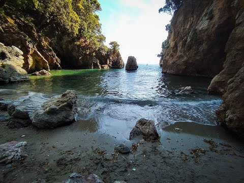 La Caletta: la spiaggia segreta di Lerici