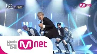mnet 엠카운트다운 ep381 비스트 beast good luck we up m countdown140619