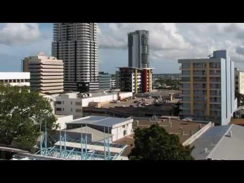 Darwin, the tropical capital city of Australia's Northern Territory
