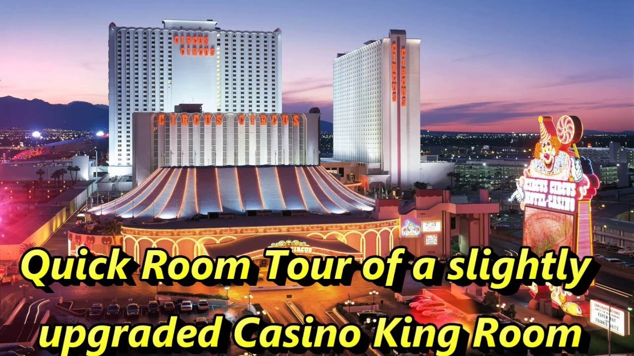 circus circus casino tower double queen room