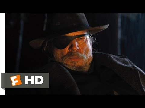 True Grit (6/9) Movie CLIP - I Bow Out (2010) HD