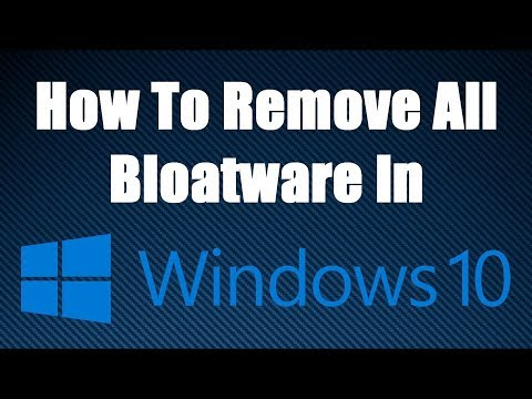 how-to-remove-all-bloatware-in-windows-10