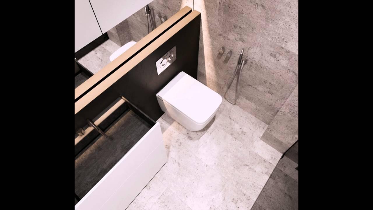 20 ideen für badgestaltung mit steinfliesen ? erfrischend, Badezimmer dekoo