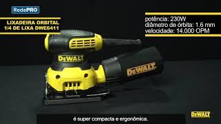 DEWALT LIXADEIRA DWE6411
