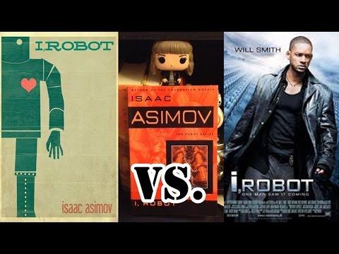 I, Robot | Book vs Movie
