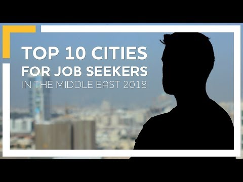 Top 10 Cities For Job Seekers In The Middle East 2018 – Bayt.com Career Talk | Episode 20