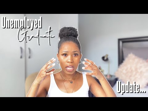 Loosing My Job| UNEMPLOYED GRADUATE (MY EXPERIENCE) | COVID | What Now? |South African YouTuber