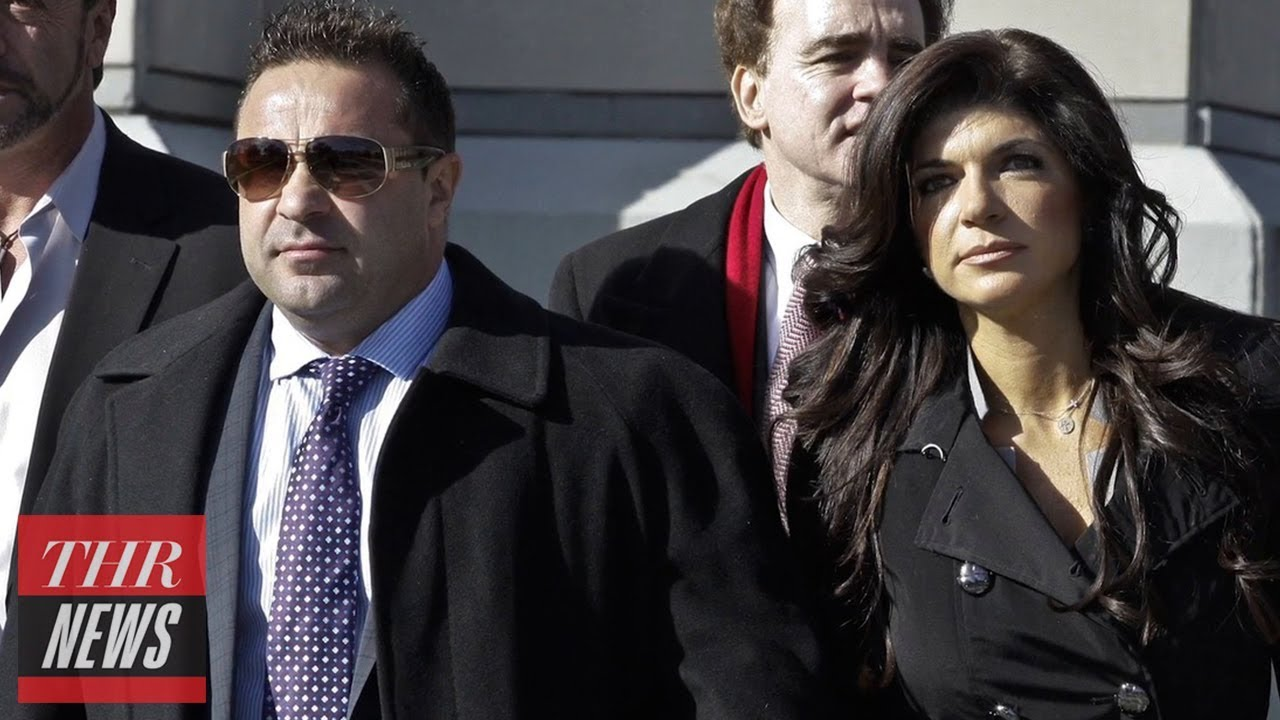 Is Joe Giudice Headed to Italy After His Prison Sentence? | THR News