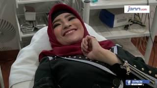 Amel Alvi Habiskan Puluhan Juta Untuk Tampil Kinclong Saat Lebaran