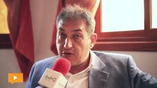 بعد مشاركتهم في «مؤتمر السخنة» .. شخصيات فلسطينية تتحدث عن العلاقات السياسة مع مصر