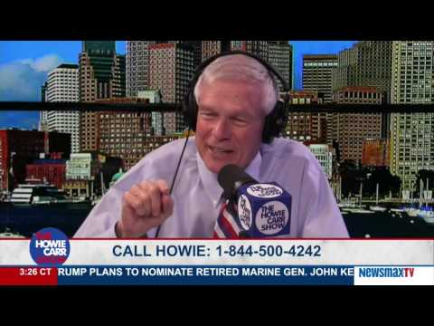 The Howie Carr Show | Is Trump Going To Break Promise On Deporting Illegal Immigrants?
