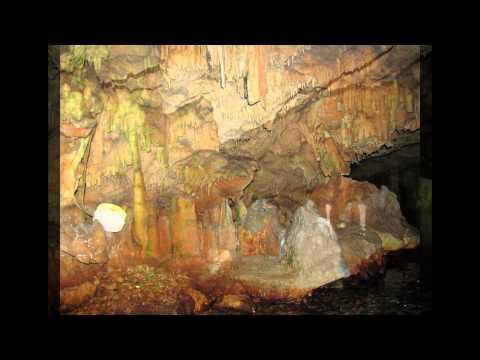Diros Caves, Mani, Laconia - Greece. HD Travel.